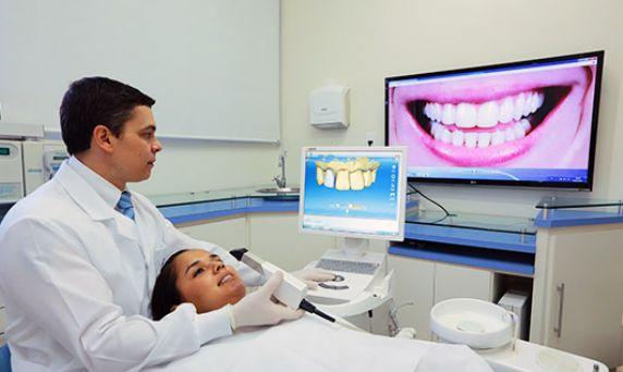 Scanner intra-oral